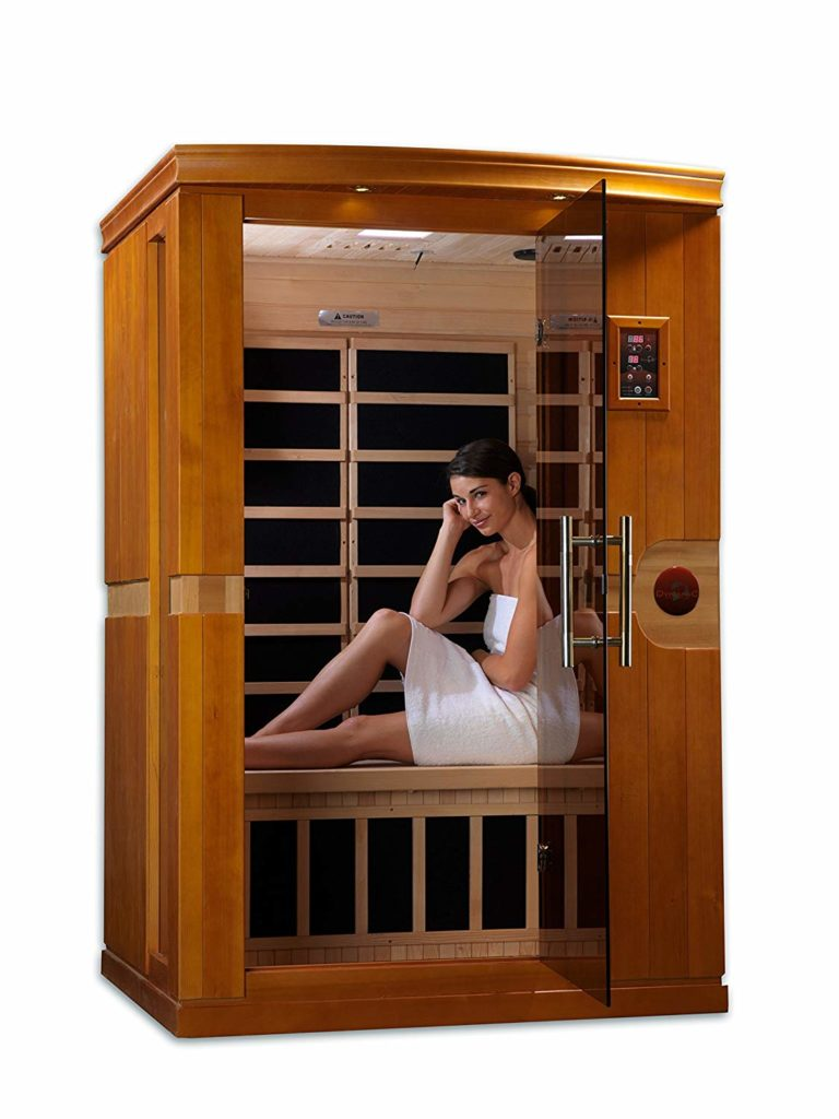 dynamic 2 person infrared sauna