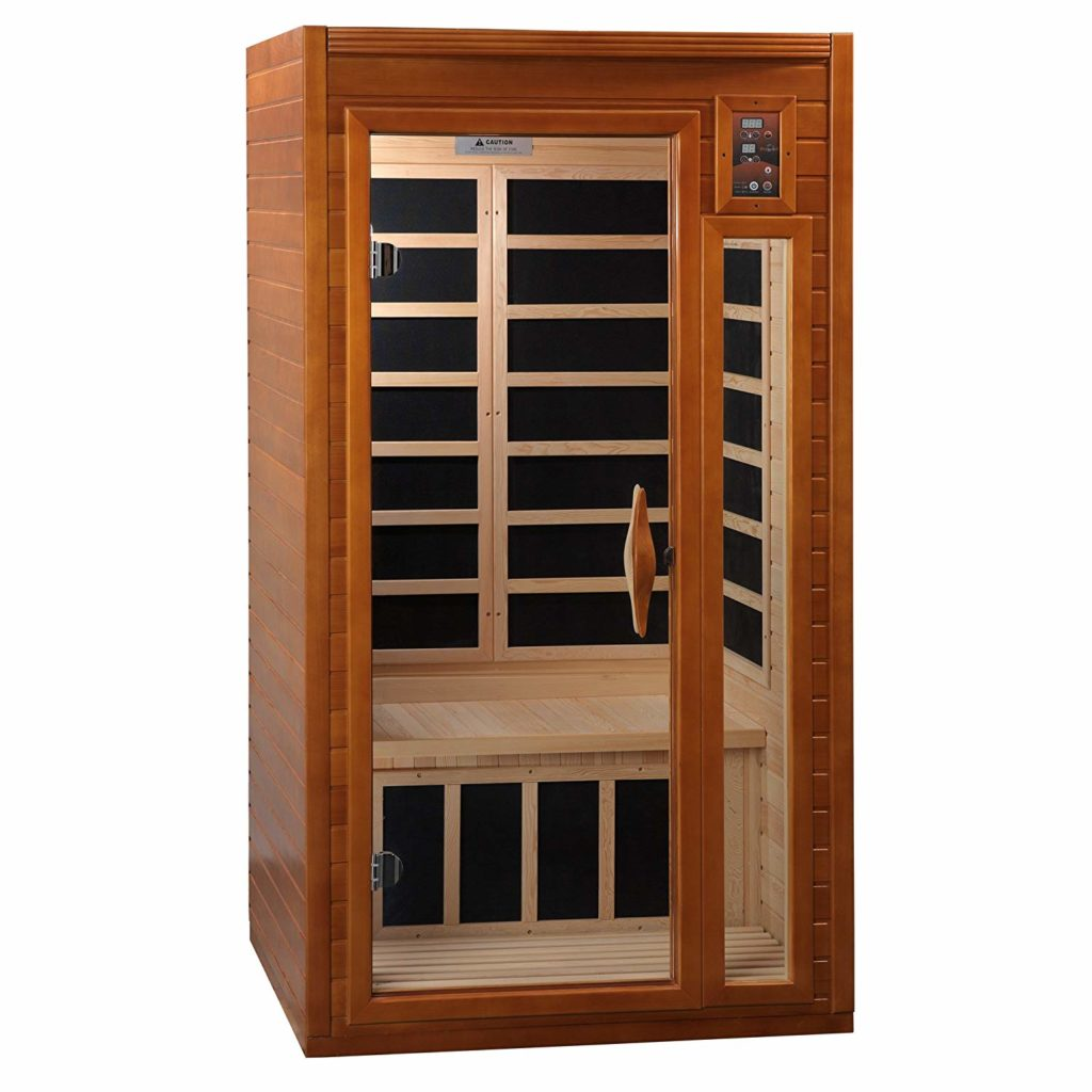 dynamic infrared sauna